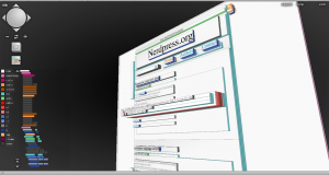 Til - 3D DOM visualization firefox addon
